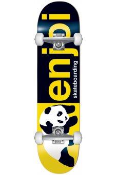 "Enjoi - Half And Half FP Black Yellow 8.0"""