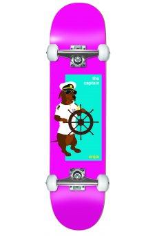 "Enjoi - The Captain Fp Mid 7.25"" Pink"