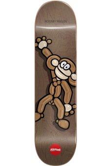 """Almost - Balloon Animals Rodney Mullen Brown R7 7.75"""""""