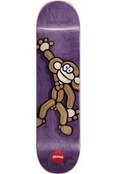 """Almost - Balloon Animals Rodney Mullen Purple R7 8.125"""""""