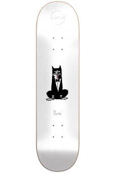 """Almost - Pets Yuri Facchini R7 White 8.375"""""""