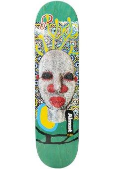 "Almost - African Mask Series Yuri Facchini R7 8.375"""