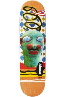 """Almost - African Mask Series Max Geronzi R7 8.5"""""""