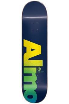 "Almost - Team Fall Off Logo HYB Blue 8.5"""