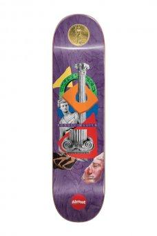 "Almost - Relics Rodney Mullen Purple R7 8.25"""