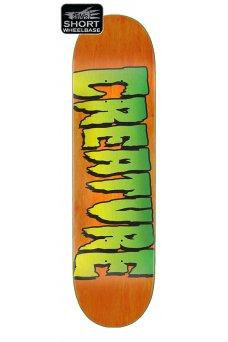 Creature - Logo Stump Logo Stump 8.80in x 31.95in
