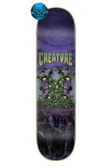 Creature - Cold Press - Artwork By Mark Richards Awakening Coldpress 8.25in x 32.0in