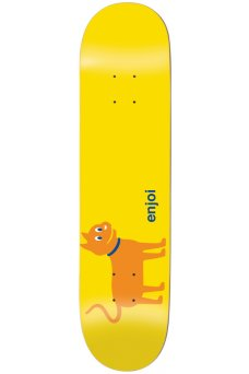 Enjoi - Team Cat R7 Orange 8.25""