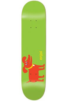 Enjoi - Team Dog R7 Red 8.125""