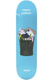 Enjoi - One Offs Judkins Nestor One Mans Trash R7 Blue 8.25""