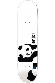 "Enjoi - Team Whitey Panda Logo Wide R7 Whitey Youth 7.25"""