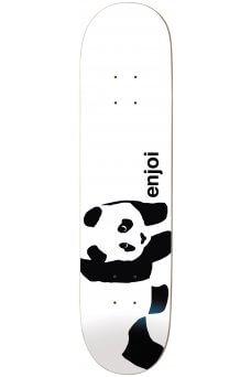 """Enjoi - Team Whitey Panda Logo Wide R7 Whitey 8.375"""""""