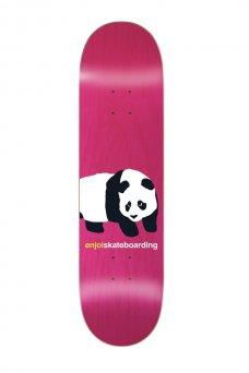 "Enjoi - Team Peekaboo Panda R7 Pink 8.5"""