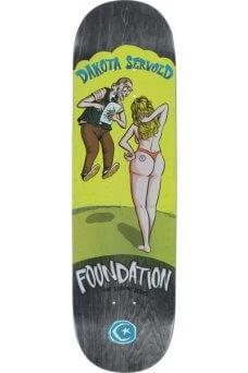 "Foundation - Pro Servold Student 8.25"""