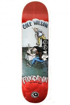 Foundation - Pro Wilson Student Red 8.0""