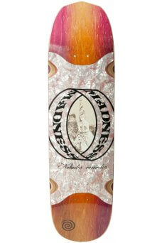 Madness - Slick Nohubo Ring Orange 8.5""