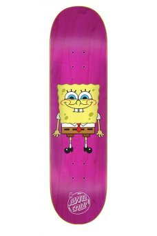 Santa Cruz - Collabo SpongeBob SquarePants 8.0in x 31.6in
