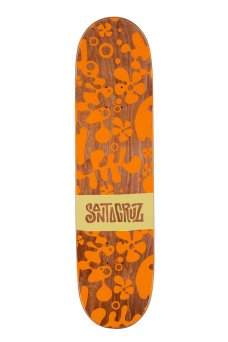 Santa Cruz - Collabo SpongeBob Captain Everslick 8.25in x 31.8in