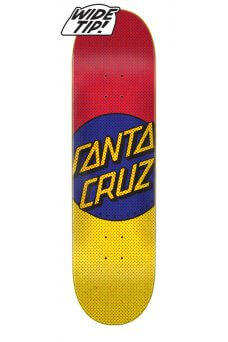 Santa Cruz - Team Process Dot Wide Tip 8.5in x 32.3in Santa Cruz