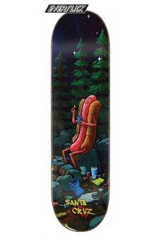 Santa Cruz - Everslick Hot Dog Campout Everslick 8.5in x 32.2in