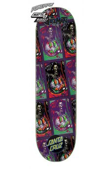 Santa Cruz - Powerply Guzman Smile Tile Powerply 8.27in x 31.83in