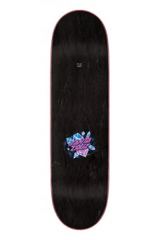 Santa Cruz - Team Crystal Hand Wide Tip 8.50in x 32.10in