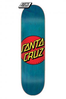 Santa Cruz - Team Classic Dot 8.5in x 32.2in