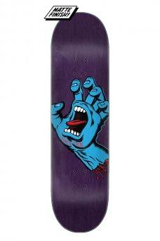 Santa Cruz - Team Screaming Hand 8.375in x 32in