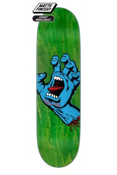 Santa Cruz - Team Screaming Hand 8.80in x 31.95in