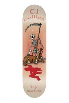 "Toy M. - Pro Collins Reaper Skeleton 8.25"""
