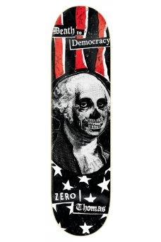"Zero - One Off Thomas Death To Democracy 8.25"""