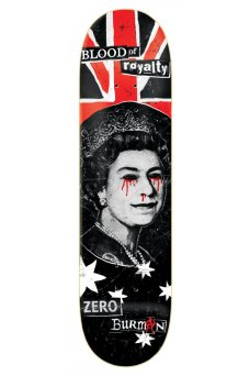 "Zero - One Off Burman Blood Of Royalty 8.5"""