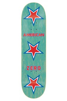 "Zero - Team American Zero Blue 8.625"""
