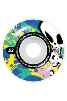 Blind - Psychedelic Reaper Blue Yellow 52mm
