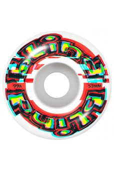 Blind - Glitch Red 53mm