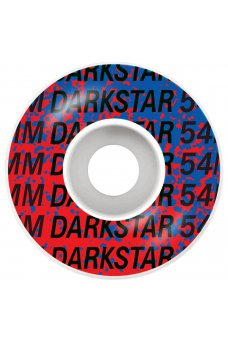 Darkstar - Wordmark Black 54mm
