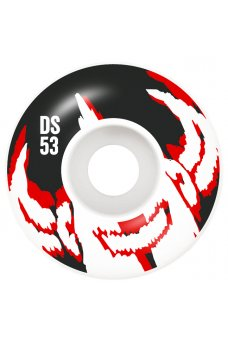 Darkstar - Dissent Red 53mm
