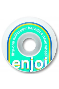 Enjoi - Helvetica Neue Blue 51mm