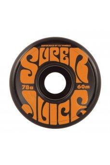 OJ - 60mm Super Juice Black 78a OJ