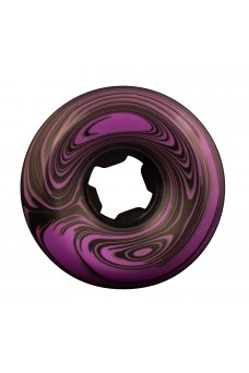 OJ - 54mm Vampire Bat Bloodsuckers Black Purple Swirl 97a