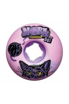 OJ - 56mm Nora Vasconcellos Elite Pink Purple Swirl EZ EDGE 101a OJ