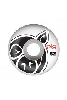 Pig - Head Natural 52mm