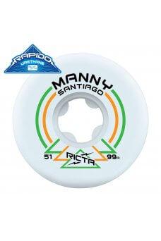Ricta - 51mm Manny Santiago Pro Rapido Slim 99a Ricta