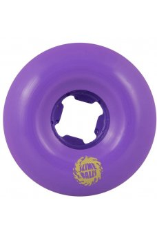Santa Cruz - 56mm Slime Balls Vomit Mini Neon Purple 97a