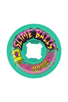 Santa Cruz - 56mm Toxic Terror Speed Balls 99a
