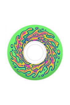 Santa Cruz - 66mm OG Slime Trans Green 78a