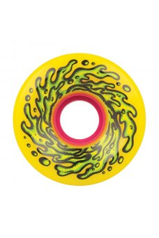 Santa Cruz - 60mm Slime Balls OG Slime Yellow 78a