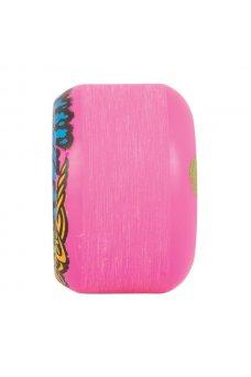 Santa Cruz - 54mm Slime Balls Vomit Mini Neon Pink 97a