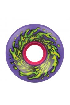 Santa Cruz - 60mm Slime Balls OG Slime Purple 78a