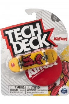 Almost - Yuri Dog Balloon Animal Yellow Tech Deck